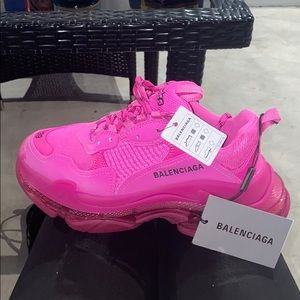 Balenciaga Triple S Trainer Pinterest